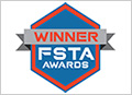 FSTA Winner Badge